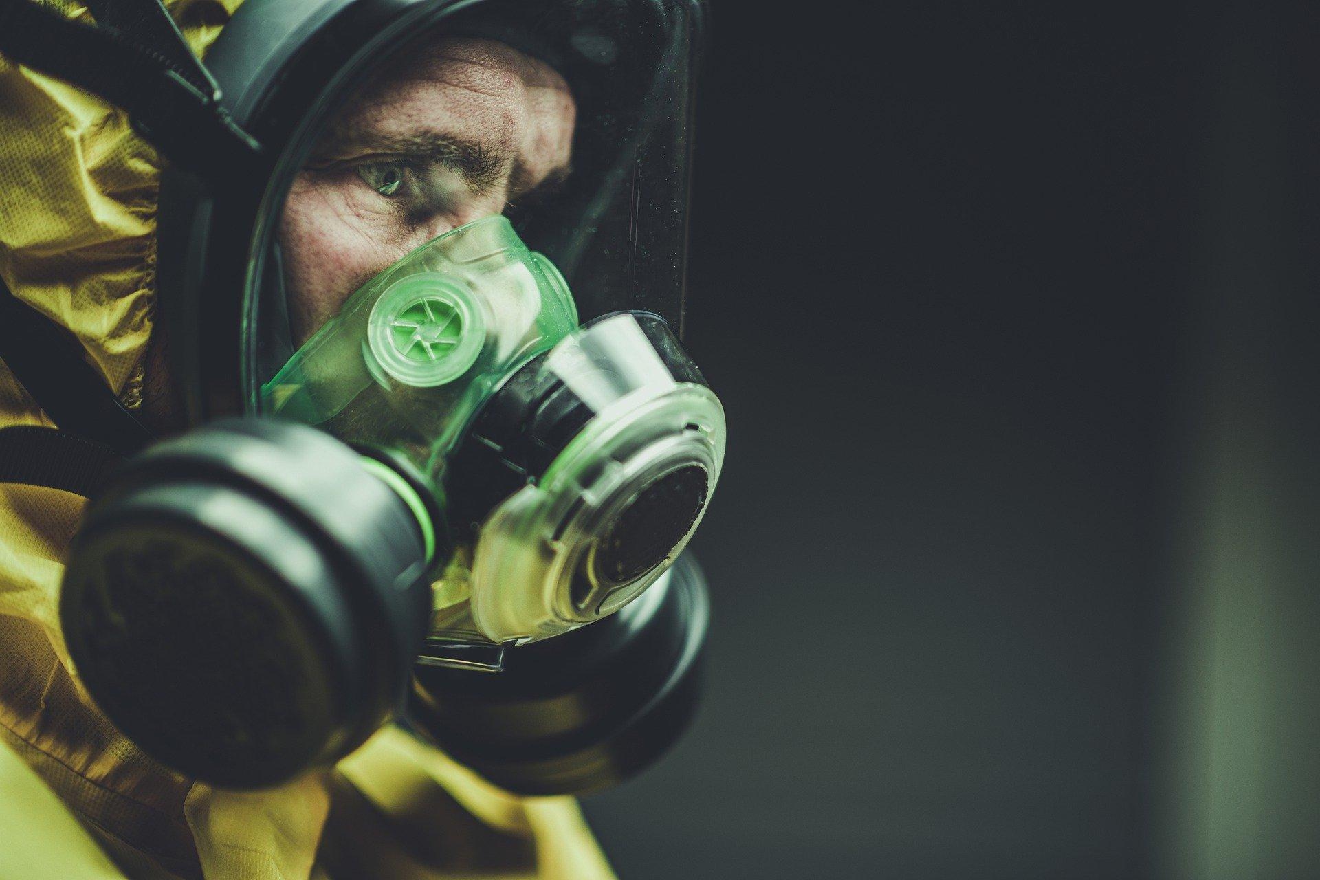 Tratamiento de desinfección con ozono